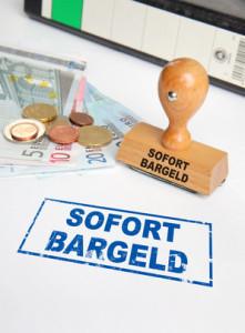 Sofort Bargeld